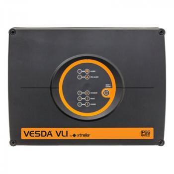 VLI-880 XTRALIS Hệ thống báo cháy siêu nhậy, 4 ống dẫn size 15-25mm, tổng mét ống max 360m, 1 ống dài max 120m, Ethernet