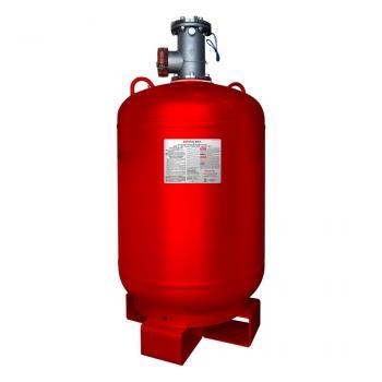 1000 LB Bình khí sạch chữa cháy (HFC-227ea), 1000 Lps(455kg), kèm van 4 Inch đầu bình