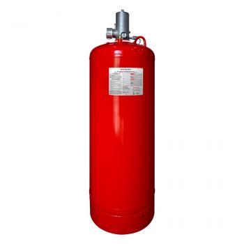 560 LB Bình khí sạch chữa cháy (HFC-227ea), 560 Lps(254.5 kg), kèm van 2.5 Inch đầu bình