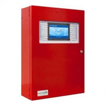 LA203J2-10 Trung tâm báo cháy địa chỉ, 4 loop , có card mạng , không có cổng giao tiếp kỹ thuật số , màu đỏ