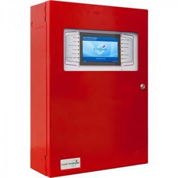 LA203H3-10 trung tâm báo cháy địa chỉ, 6 loop, không giao thức kết nối hoặc card mạng, (red)