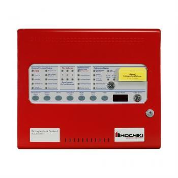 HCVR-3 Trung tâm điều khiển chữa chay, giám 03 vùng báo cháy thường, tương thích với FirePro, điện áp tiêu thụ 115V