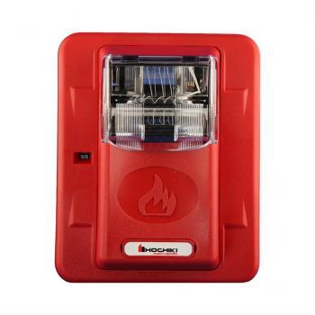 HES24-1575WR - Đèn chớp cảnh báo 24VDC, 15/75CD, treo tường, màu đỏ