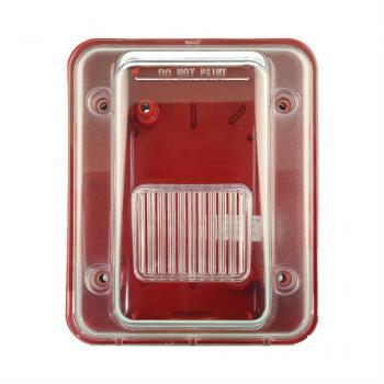 HGOE-R - Hộp bảo vệ thiết bị ngoài trời chống thời tiết, màu đỏ ( dùng cho series HEH, HES & WHE )