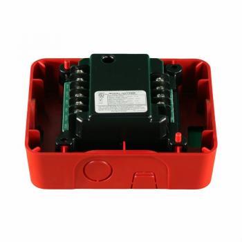 HAVSM-R - Module đồng bộ kép 12/24VDC, màu đỏ (dùng cho các serie HCS/HCC, HES3-24/HEC3-24, HES3-12/HEC3-12, HEC/HES/HEH, HSSPK, HX93)
