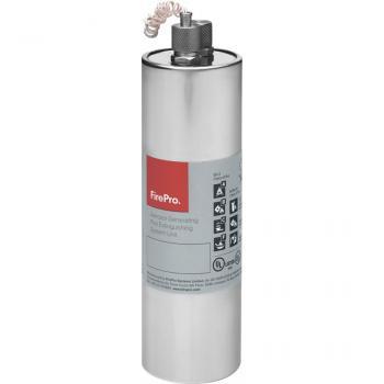 FNX-80S-BTA Bình AEROSOL khí chữa cháy, loại 80 gam, chữa cháy cấp A,B,C (BTA-bóng nhiệt kích hoạt)