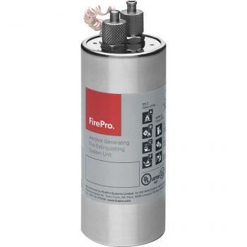 FNX-40S-BTA Bình AEROSOL khí chữa cháy, loại 40 gam, chữa cháy cấp A,B,C (BTA-bóng nhiệt kích hoạt)