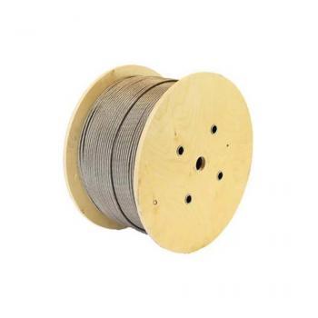 AASSN-0100 Cuộn dây cảm biến nhiệt báo cháy, 100 mét, có lớp thép mềm không rỉ bảo vệ dây