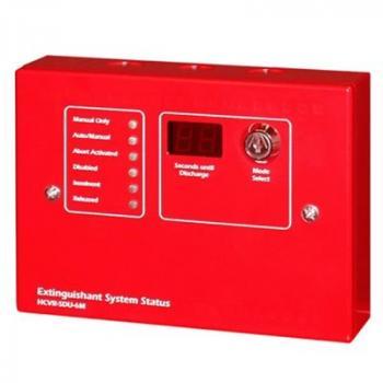 HCVR-SDU-6SM-R Bảng giám sát và điều khiển từ xa, dùng cho HCVR-3, chuẩn kết nối RS485, Red