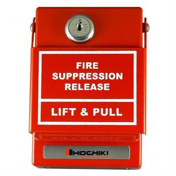 HPS-DAK-SR  Nút nâng và kéo báo cháy, có chốt thủy tinh dùng1 lầ